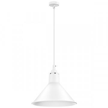 Подвесной светильник Lightstar Loft 765026, 1xE14x40W, белый, металл