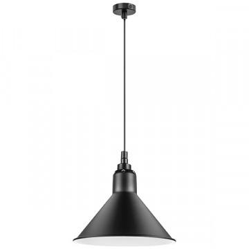 Подвесной светильник Lightstar Loft 765027, 1xE14x40W, черный, металл