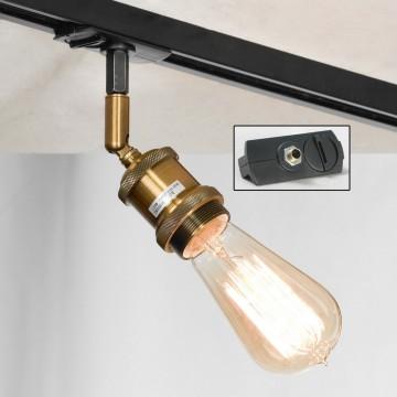 Светильник для шинной системы Lussole Loft Centereach LSP-9320-TAB