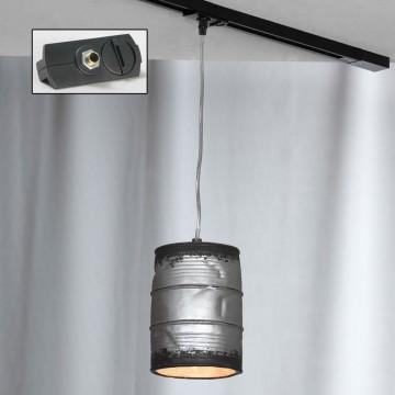Подвесной светильник для шинной системы Lussole Loft Northport LSP-9526-TAB