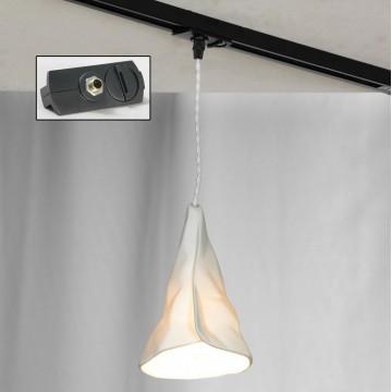 Подвесной светильник для шинной системы Lussole Loft Copiague LSP-9657-TAB