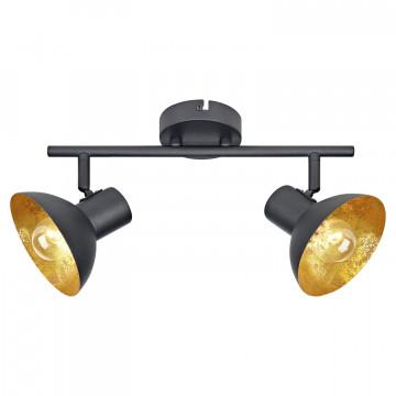 Потолочный светильник с регулировкой направления света Lussole Loft Louisville LSP-9974