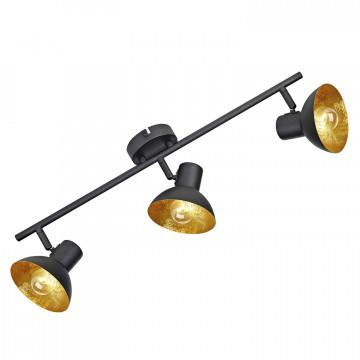 Потолочный светильник с регулировкой направления света Lussole Loft Louisville LSP-9975