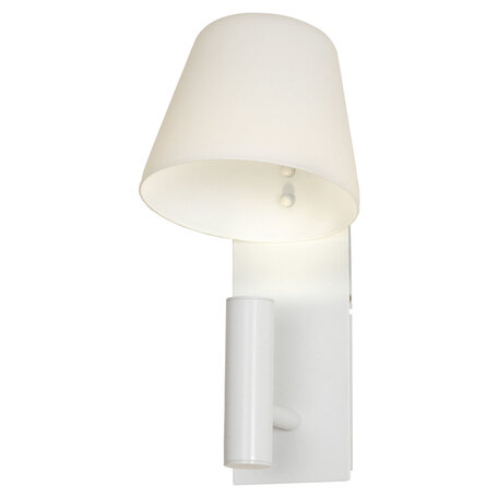 Светодиодный светильник Lussole LGO Cozy LSP-8351, IP21, LED 5W 4000K 400lm, белый, металл, пластик