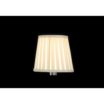 Абажур Newport Абажур к 3101FL/31700 белый плиссированный (М0052537), белый, текстиль