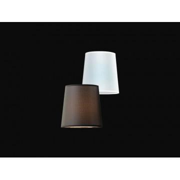 Абажур Newport Абажур к 3101FL/31800 черный (М0052539), черный, текстиль