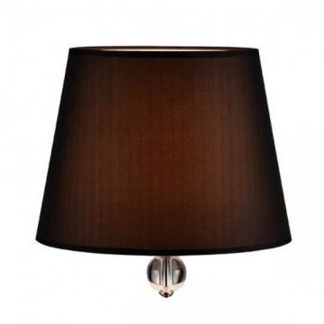 Абажур Newport Абажур к 3101T/31800 черный гладкий (М0049665), черный, текстиль