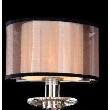 Абажур Newport Абажур к 1600 коричневый (М0051647), белый, коричневый, пластик, текстиль