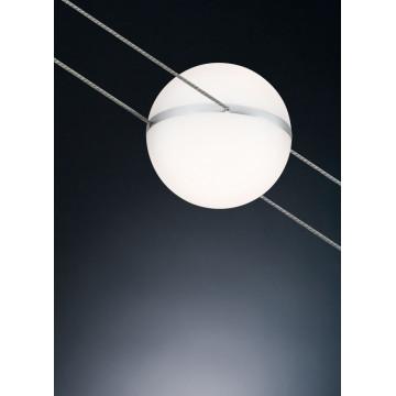 Светодиодный светильник для тросовой системы Paulmann Spot Tom 94083, LED, белый