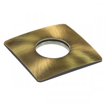 Декоративная рамка Lightstar Ipogeo 384021, бронза, металл