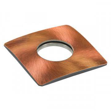Декоративная рамка Lightstar Ipogeo 384028, медь, металл