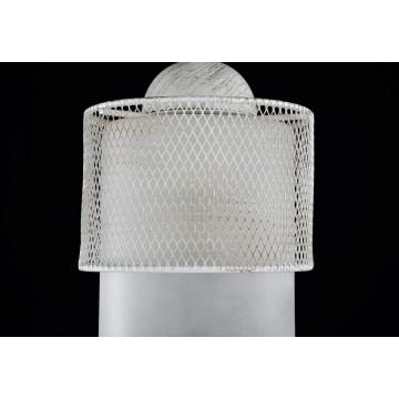 Подвесной светильник Freya Ornella FR2201-PL-01-WG (fr201-11-w), 1xE27x60W, белый, металл, металл со стеклом/пластиком - миниатюра 5