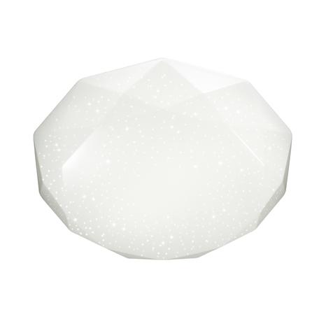 Потолочный светодиодный светильник Sonex Tora 2012/D, IP43, LED 48W 2360lm, белый, металл, пластик