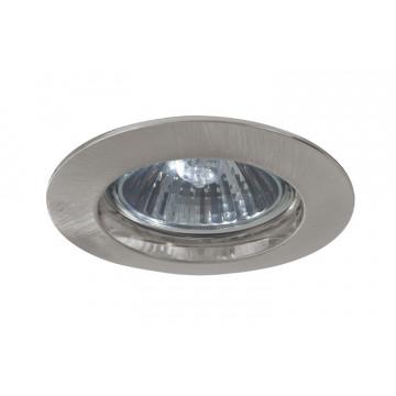 Встраиваемый светильник Paulmann IP44 230V GU10 51mm 5796, IP44, 1xGU10x50W, матовый хром, металл
