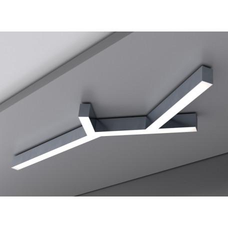 Потолочный светодиодный светильник Donolux Twiggy DL18516C051A77, LED 76,8W 3000K 5280lm