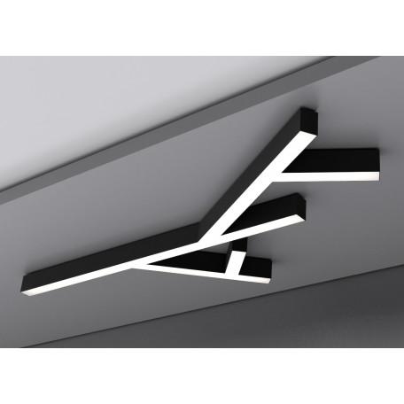 Потолочный светодиодный светильник Donolux Twiggy DL18516C072B115, LED 115W 4000K 7920lm