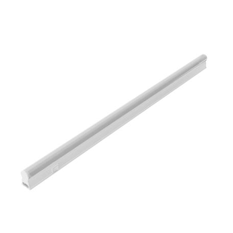 Мебельный светодиодный светильник Gauss 130511110, LED 10W 3000K 700lm, белый, металл с пластиком