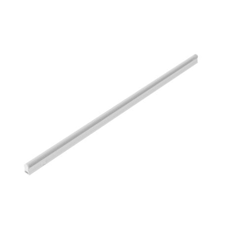 Мебельный светодиодный светильник Gauss 130511112, LED 12W 3000K 1000lm, белый, металл с пластиком