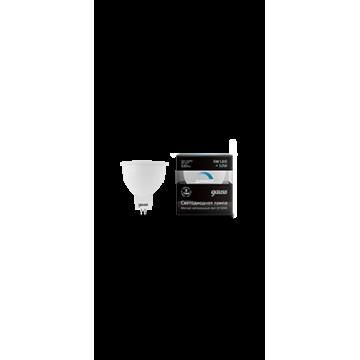 Светодиодная лампа Gauss 101505205-D MR16 GU5.3 5W 530lm 4100K (холодный) CRI>90 175-265V, диммируемая, гарантия 5 лет
