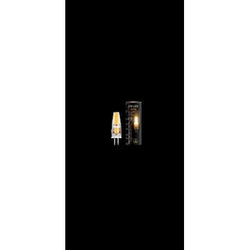 Светодиодная лампа Gauss 207707102 JC G4 2W 190lm 2700K (теплый) CRI>90 12V, недиммируемая, гарантия 1 год