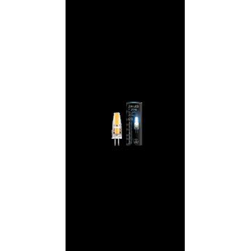 Светодиодная лампа Gauss 207707202 JC G4 2W 200lm 4100K (холодный) CRI>90 12V, недиммируемая, гарантия 1 год