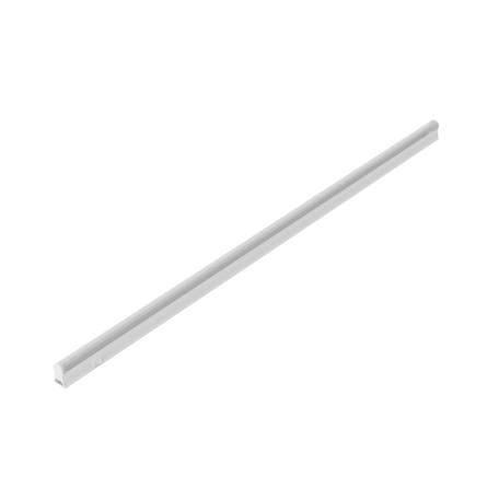 Мебельный светодиодный светильник Gauss 130511212, LED 12W 4100K 1050lm CRI>90, белый, пластик