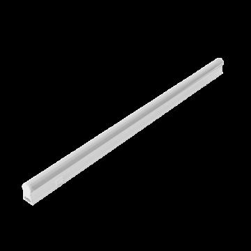 Мебельный светодиодный светильник Gauss 130511210, LED 10W 4100K 720lm CRI>90, белый, пластик