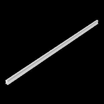 Мебельный светодиодный светильник Gauss 130511215, LED 15W 4100K 1320lm CRI>90, белый, пластик