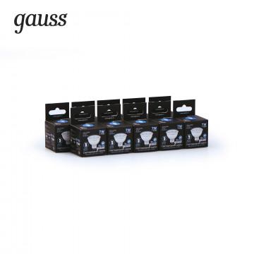 Светодиодная лампа Gauss 101505207, белый - миниатюра 2