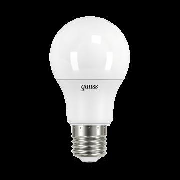 Светодиодная лампа Gauss 102502112 груша E27 12W, 3000K (теплый) CRI>90 150-265V, гарантия 5 лет - миниатюра 2