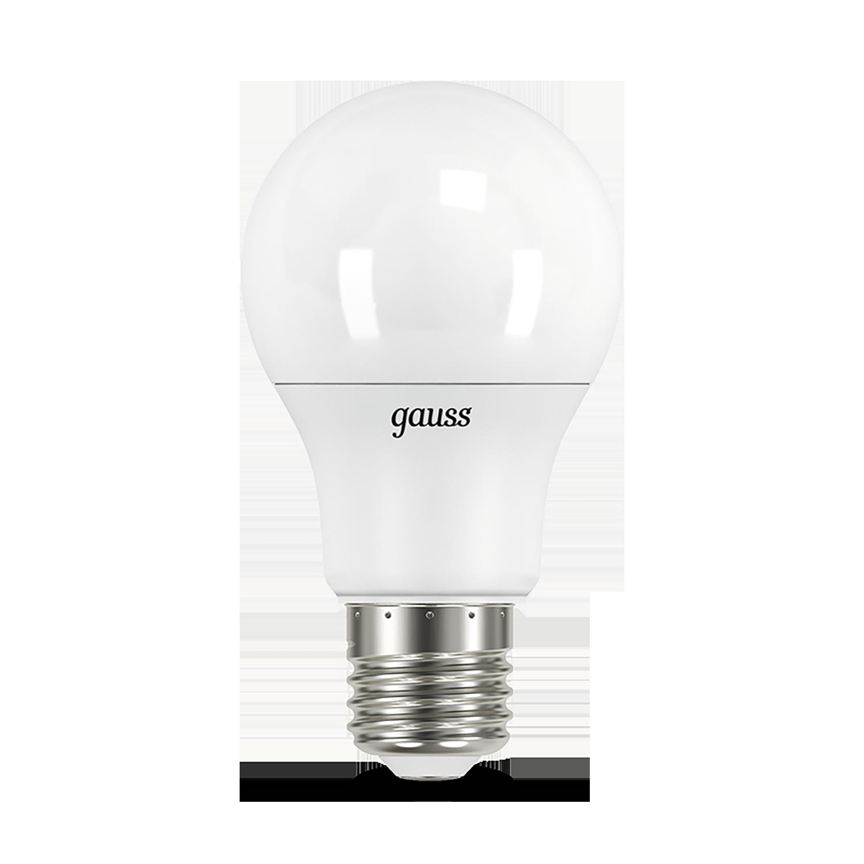 Светодиодная лампа Gauss 102502112 груша E27 12W, 3000K (теплый) CRI>90 150-265V, гарантия 5 лет - фото 2