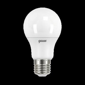 Светодиодная лампа Gauss 102502212 груша E27 12W, 4100K (холодный) CRI>90 150-265V, гарантия 5 лет - миниатюра 2