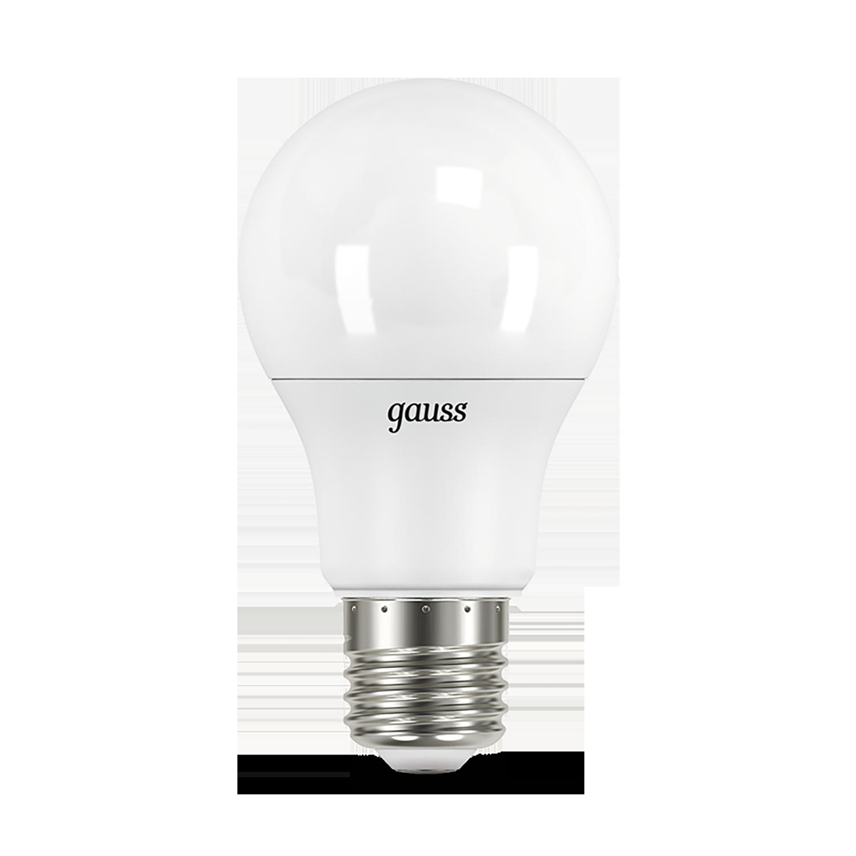 Светодиодная лампа Gauss 102502212 груша E27 12W, 4100K (холодный) CRI>90 150-265V, гарантия 5 лет - фото 2