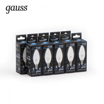 Светодиодная лампа Gauss 103101207, белый - миниатюра 4
