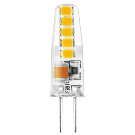 Светодиодная лампа Gauss 107707102 JC G4 2W 2700K (теплый) CRI>90 220-240V, гарантия 1 год