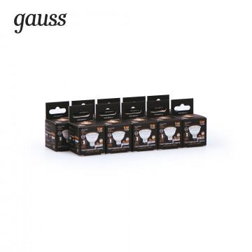 Светодиодная лампа Gauss 201505105, белый - миниатюра 2