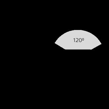Схема с размерами Gauss Elementary 13526
