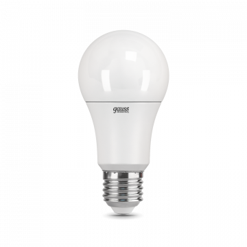 Светодиодная лампа Gauss Elementary 23215 груша E27 15W, 3000K (теплый) CRI>80 150-265V, гарантия 2 года - миниатюра 3