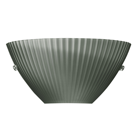 Бра Lightstar Agola 810821, 2xG9x40W, хром, серый, металл, стекло