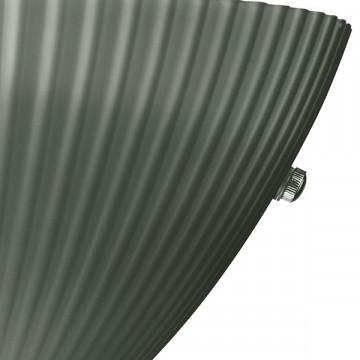 Бра Lightstar Agola 810821, 2xG9x40W, хром, серый, металл, стекло - миниатюра 2