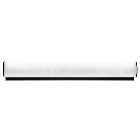Настенный светильник Lightstar Blanda 801837, 3xE14x40W, черный, белый, металл, стекло
