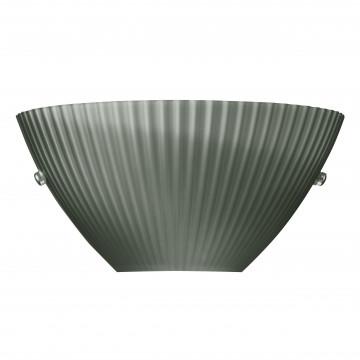 Бра Lightstar Agola 810821, 2xG9x40W, хром, серый, металл, стекло - миниатюра 1