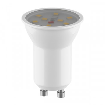 Светодиодная лампа Lightstar LED 940954 HP11 GU10 3W, 4000K (дневной) 220V, гарантия 1 год