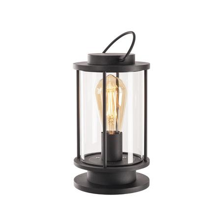 Садовый светильник SLV PHOTONIA TL 232095, IP44, 1xE27x60W, серый, прозрачный