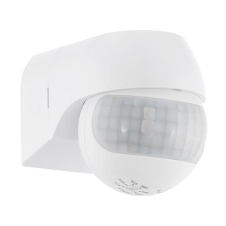 Датчик движения Eglo Detect Me 1 96452, IP44, белый, пластик