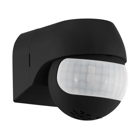 Датчик движения Eglo Detect Me 1 96454, IP44, черный, пластик