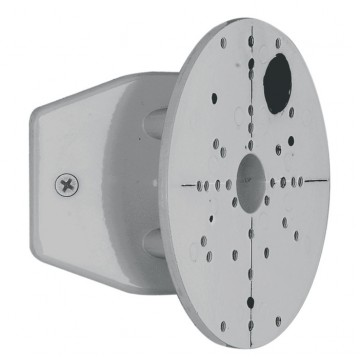Угловой кронштейн Eglo 94112, серебро, металл