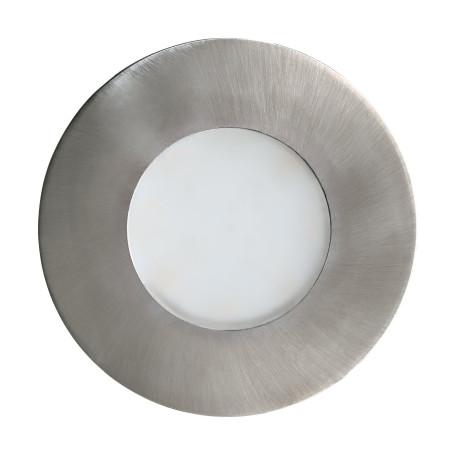 Встраиваемый светильник Eglo Margo 94092, IP65, 1xGU10x5W, сталь, металл, стекло