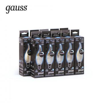 Филаментная светодиодная лампа Gauss 104801205-D, сталь - миниатюра 2
