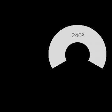 Схема с размерами Gauss Elementary 23221P
